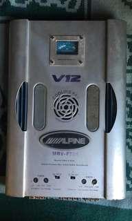 Car Speaker And Amplifier