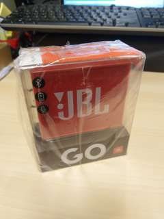 JBL Go bluetooth speaker Brand new and Sealed