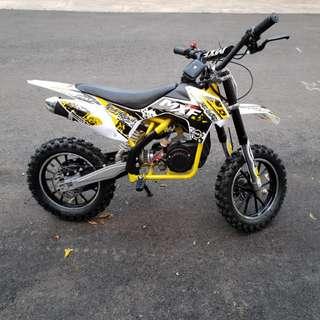 Motor Trail Anak 2 Tak