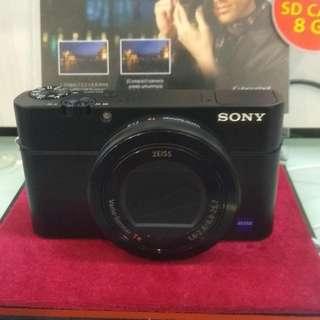 Sony DSC-RX100M3 DP 0% Cukup Admin 199.000 Tanpa Kartu Kredit