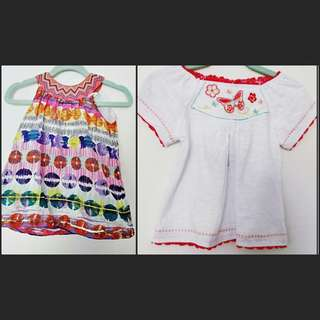 Baby Dress & Top Size 0