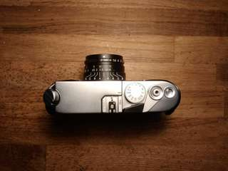 leica M mount 35mm f2.0 by 7artisan dj-optical *limited stock*