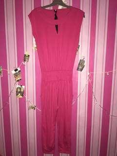 Jumpsuit murah pink