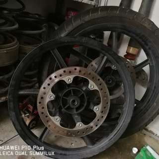 Rim yoshipower RS150
