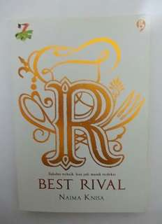 Buku Novel Best Rival