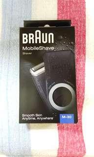 BNIB Braun M30
