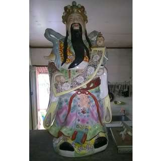 Big Good Luck Figurine (Buddha)