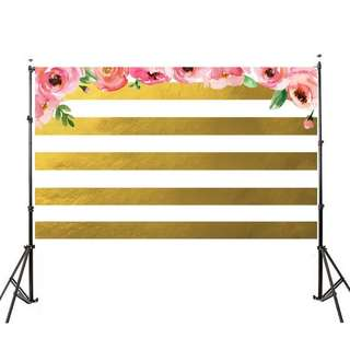 Rental | Backdrop & Stand