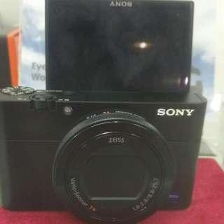 Sony DSC-RX100M5 DP 0% Cukup Admin 199.000 Tanpa Kartu Kredit