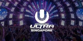Ultra Tickets 2018
