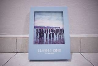[OFFICIAL ALBUM] Wanna One - To Be One