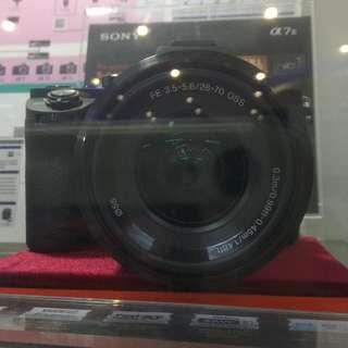 Sony ILCE-7M2K Cukup DP Cicilan Tanpa Kartu Kredit