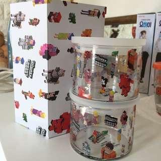 Disney 米奇玻璃保鮮樽