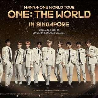 [ WANNA ONE ] Wanna One SG Concert