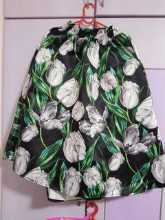 Midi skirt (tulip)