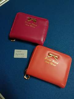 Women Small Mini Wallet Coin Purses #20under