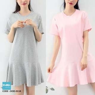 Maternity and Nursing Dress DOD-0118