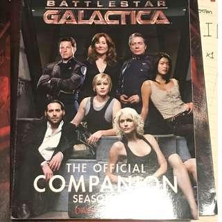 Battlestar Galactica Season 3 Companion