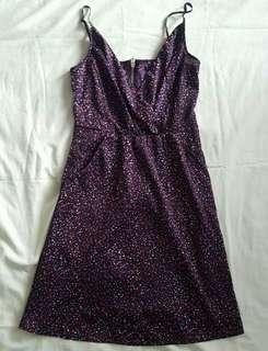 Gap dress with side pockets
