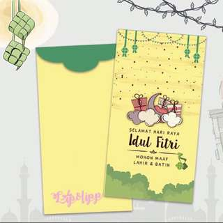 CUSTOM SAMPUL RAYA