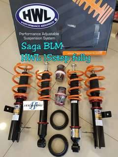 Saga Blm HWL Fully Adjustable High Low Soft Hard Body Shift