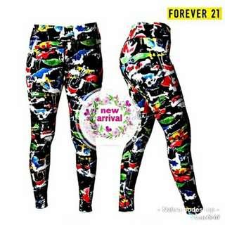 Forever 21 Legging Sport