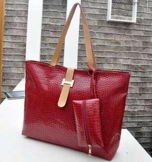 H-lock Handbag