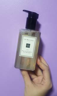 Jo Malone 154 body and hand wash