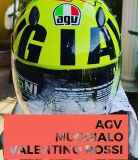 AGV MUGGIALO VALENTINO ROSSI - MOTOGP SERIES -