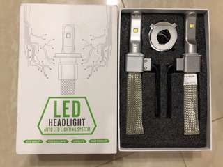 A pair of super bright and heavy duty H4 leds for SALE!