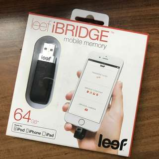 Leef iBridge iPhone Mobile Memory