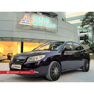 Hyundai Avante 1.6A S (OPC)