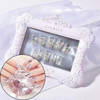 Bridal Fake Nails