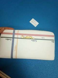 (PU Leather) Carlo Rino Long Dinner Wallet