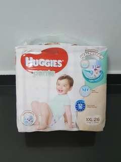 Huggies Diapers Pants (XXL)