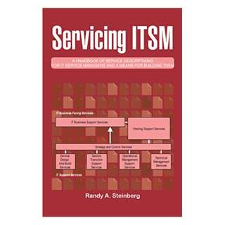 Servicing Itsm: A Handbook of Service Descriptions for It Service Managers and a Means for Building Them Kindle Edition by Randy A. Steinberg  (Author)