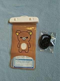 Rilakkuma Waterproof Cellphone Pouch