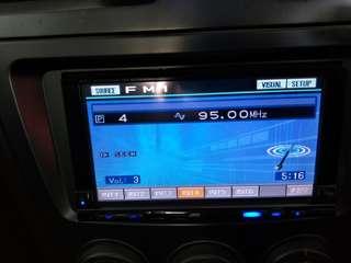 (FAST DEAL) Alpine IVA-W202E 6.5 LCD Double DIN