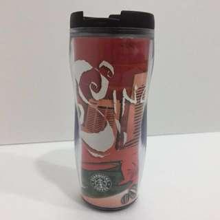 🚚 [@Wii 's SHOP]    ●商品名稱●星巴克隨行杯《新加坡》