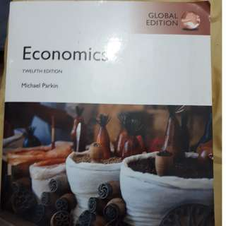 Economics 12 Edition Michael Parkin