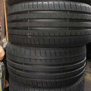 Pre-Owned Faiken ZE 453 245/35/19 Tyre