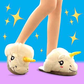 Free Shipping Unicorn Bedroom Slippers