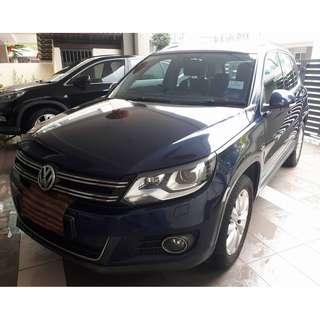 2012 Volkswagen Tiguan 2.0 (A)