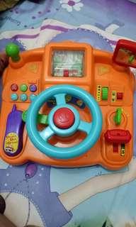 Little tricker smart fun driver