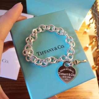 Tiffany 手鏈 手鍊