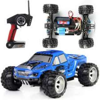 WLToys A979 RC Car- only 2WD (not 4WD)