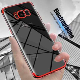 Silicone Phone Cover for Samsung Galaxy