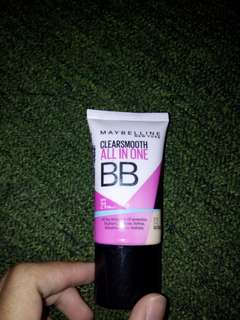 Maybelline Clearsmooth all in one BB