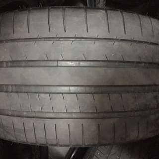 Pre-Owned Michelin Pilot Super Sports 325/25/20 Tyre