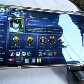 Mobile Game Pad Handle